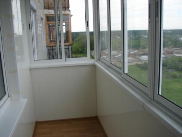 Остекление балкона из алюминиевого профиля своими руками фото 845