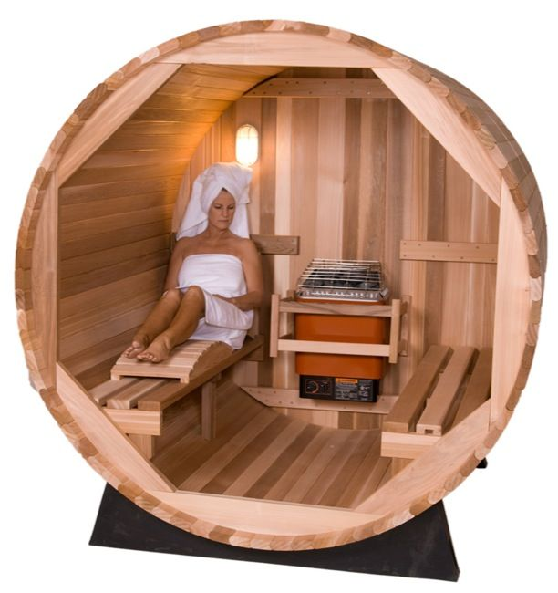 for Do it yourself outdoor sauna