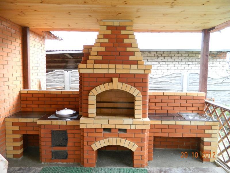 Как построить кирпичный дом 158