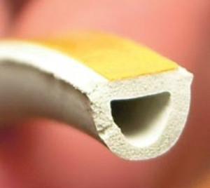 Трубчатый уплотнитель