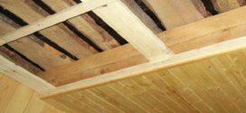 Как правильно сделать потолок в бане своими руками: пошаговое руководство