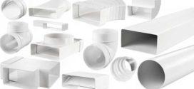 Выбираем пластиковые воздуховоды для вентиляционной системы по размерам, форме и эксплуатационным качествам