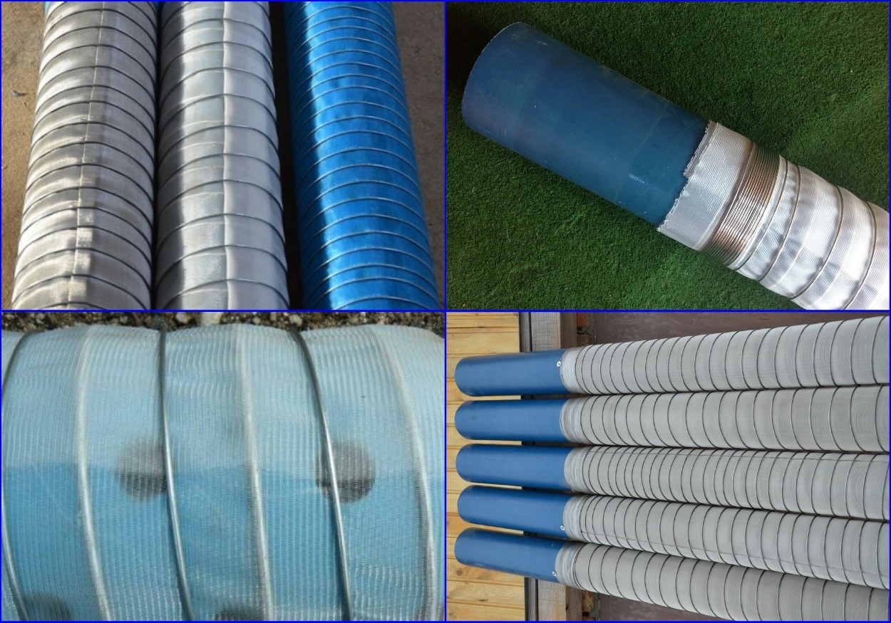 Сетчатые полимерные фильтры.
